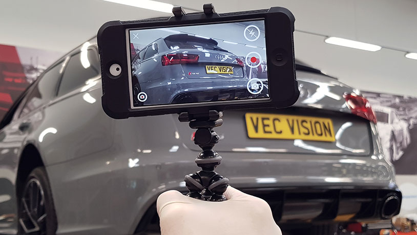 Vehicle Vision Aftersales - Car sales video software