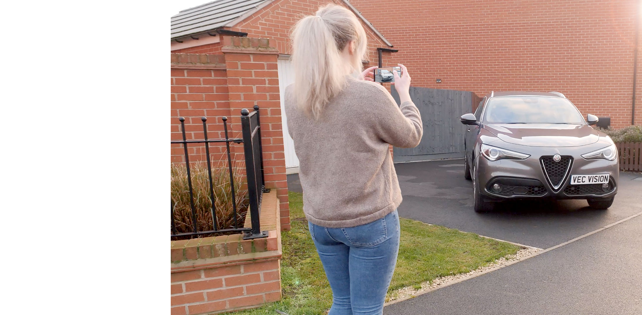 Vehicle Vision Assist - Appraisal video app